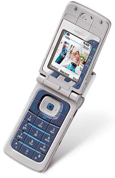 ������ CDMA-������� �� Nokia � GPS-�������: �����������