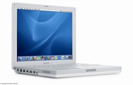 ����� iBook � PowerBook �� Apple