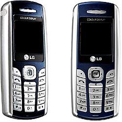 Samsung SGH-X100 vs. LG G1600