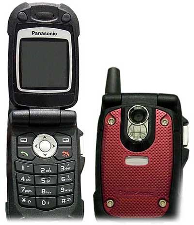���������� GSM ��������� �� Panasonic