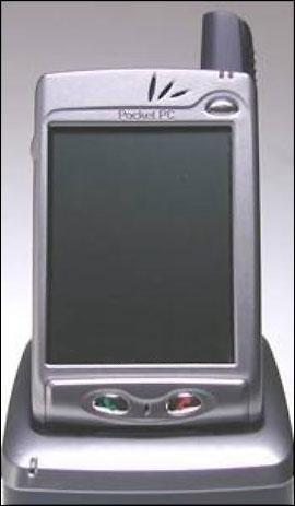 Pocket PC-��� Audiovox ������� ��������� FCC