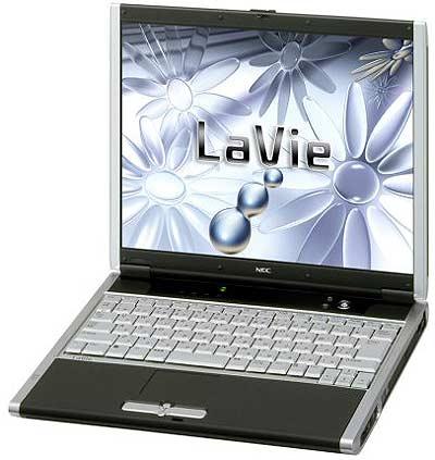 ������� ��������� LaVie �� NEC