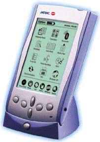 MiTAC Bluetooth — КПК со встроенной операционной системой Linux