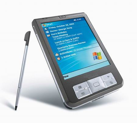 Pocket LOOX 400 - ������ �� �����