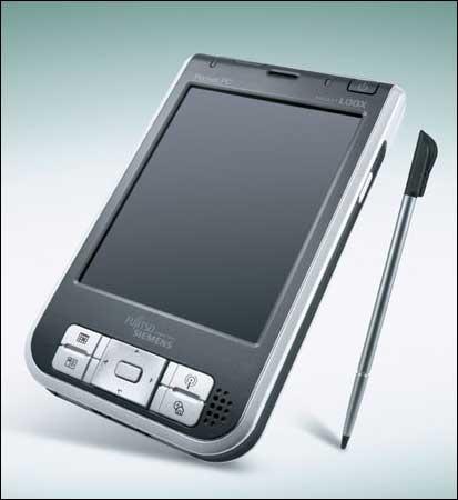 Fujitsu-Siemens ������� � ������ PDA � VGA ��������