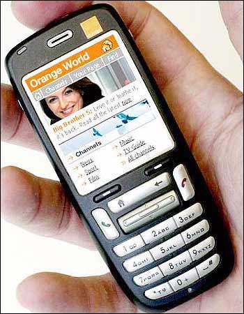 ����� �������� Orange �� Windows Mobile 2003 Smartphone SE