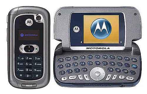 ����� ����������� �� Motorola