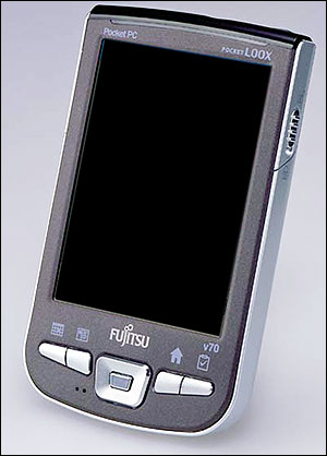 Fujitsu Pocket LOOX v70: �����������