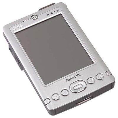 ������ ��� �� Dell �� Windows Mobile 2003 Second Edition