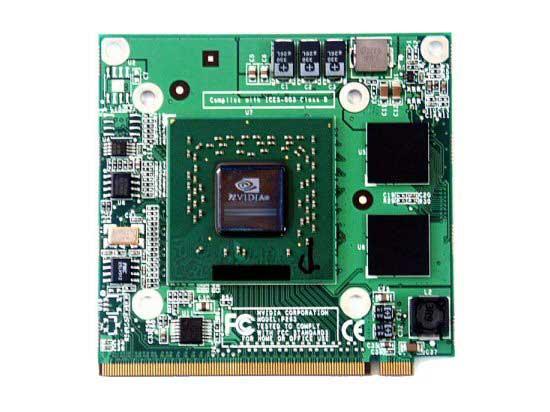 ��������� ����������� � GeForce 6700Go