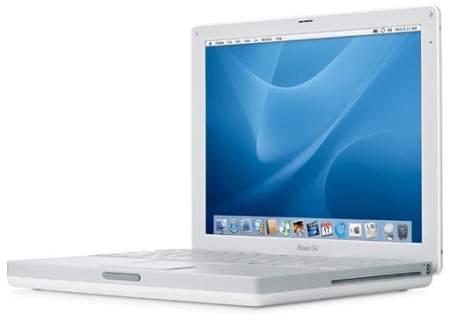 Apple: новые модели ноутбуков iBook и ПК Power Mac G5