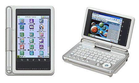 Sharp ���������� ������ � ���� PDA � ������� ������ �� 4 �����