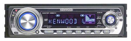 ����� ������������� CD/MD-�������� �� Kenwood � ���������� MP3/WMA