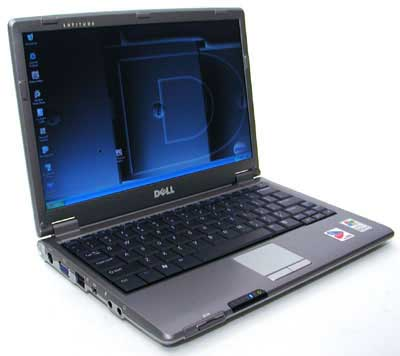 Dell Latitude X1: ����� ��������� � ������