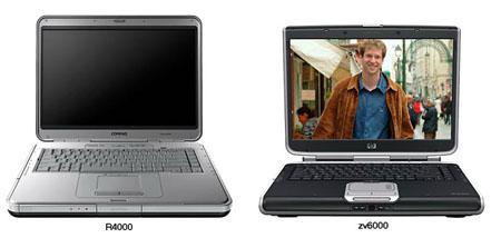 ATI Radeon Xpress 200M - основа новых ноутбуков HP