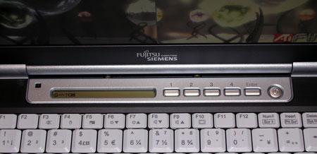 Новые ноутбуки Fujitsu Siemens