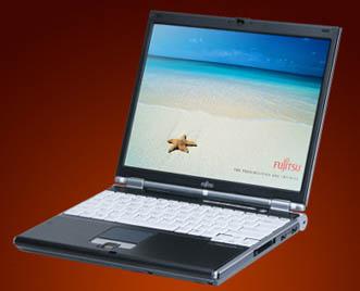 Fujitsu LifeBook B6000 с сенсорным экраном