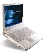 MSI Mega Book S270 - ������� � 64-������ ����������� Turion �� AMD
