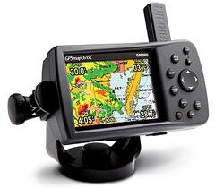 Garmin ��������� GPS-���������, ��������������� ������