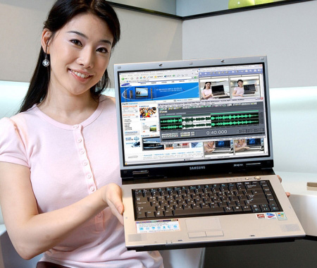 ����� ������� Samsung R50 ��� ��������� DVD-�������