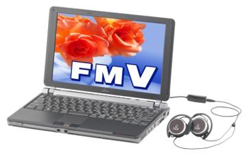 Fujitsu Loox T70M - новый мощный малютка-ноутбук