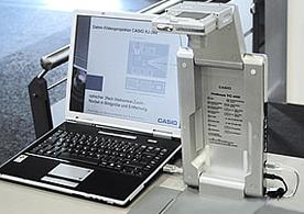 IFA 2005: Casio демонстрирует портативную систему для мобильных презентаций