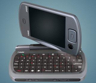 i-mate JASJAR: 520 ��� � Windows Mobile 5.0 � ����� �������