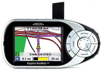 Magellan RoadMate 360: ��������� �� ����������� �������