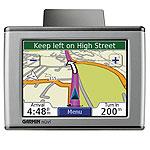 Garmin nuvi 350 — миниатюрный GPS-навигатор с большими мультимедийными возможностями