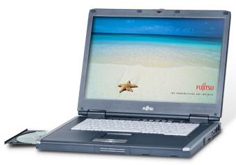 Fujitsu LifeBook C1320D - увеличенная область обзора и множество приятных функций