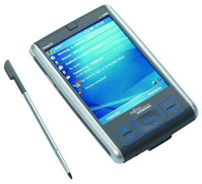 Fujitsu-Siemens официально представляет свои КПК серии Pocket Loox N