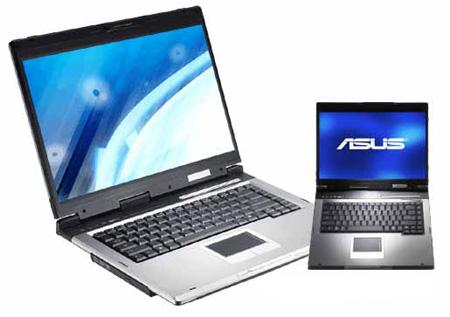 ASUS A6Vm � A6Km - ������ �������� � ����������� ����� NVIDIA GeForce Go 7300