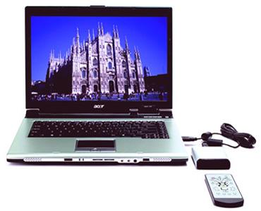 Acer Aspire 5510 - ноутбук для мультимедийного развлечения профессионалов и энтузиастов