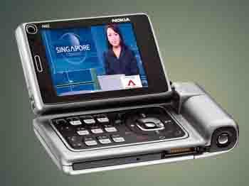 Nokia N92 - �������� � ���������