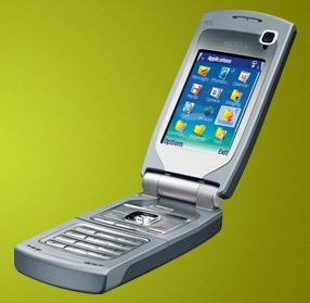 Nokia N71 - элегантная мультимедиа-раскладушка