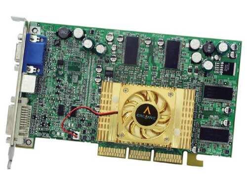 Видеокарта Creative 3D Blaster 5 RX9000 Pro на Radeon 9000 Pro