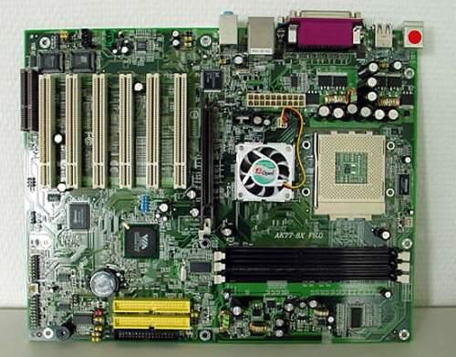 Aopen AK77-8X Max Linux