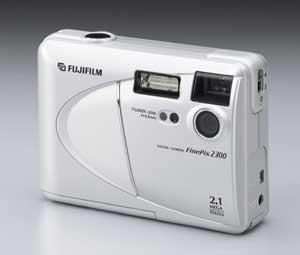 Новая камера Fujifilm серии FinePix