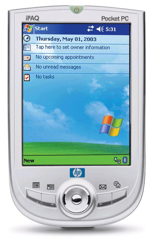 Параметры HP iPAQ h1940 Платформа PocketPC Габариты (мм)/вес (г)