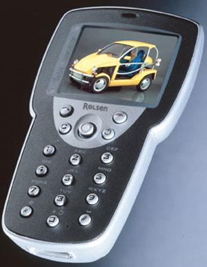 �� ����� ���� Rolsen ���������� � ������ ��� ����� GSM-��������