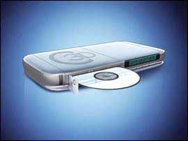 Флуоресцентные диски — так они все-таки появятся?