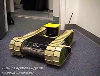 Bloodhound - ����� ����� �� Acer �  iRobot