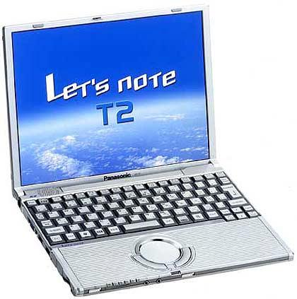 ���������� ��������� Let`snote Light �� Panasonic