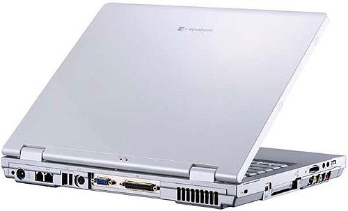 ��� ����� �������� ����� Dynabook EX �� Toshiba