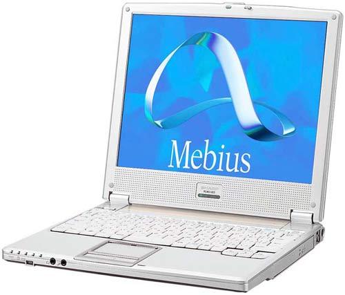 ���������� ����� ��������� Mebius �� Sharp