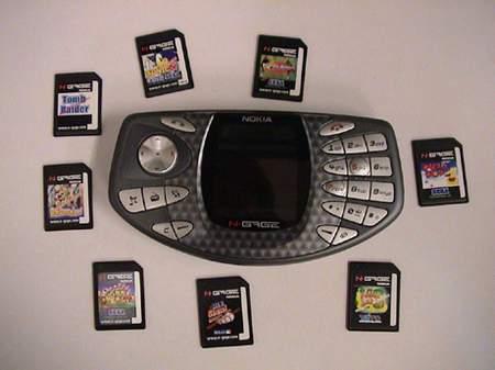 Nokia N-Gage ������ ��������� � ��������