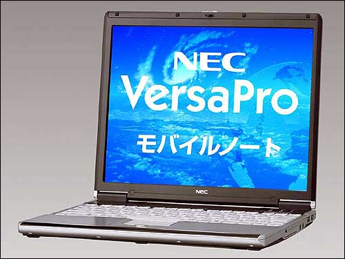 ����� ������ �������� �� NEC