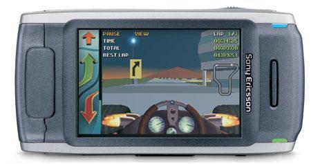 Sony Ericsson ��������� ����� �������� P900