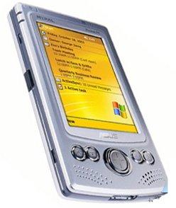 Asus представил новый PDA с Bluetooth