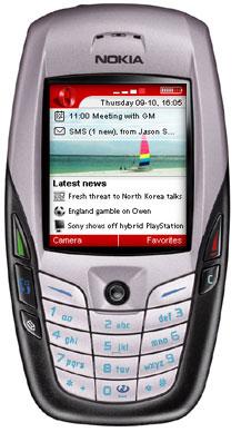����� �������� 6600 �� Nokia